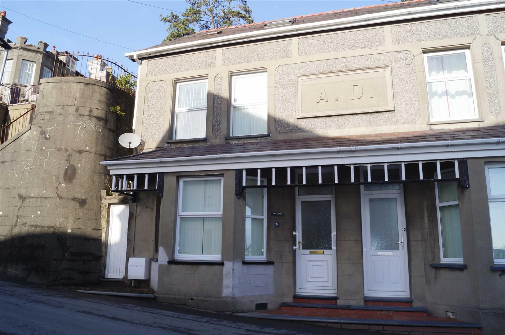 Bodville Terrace, Pwllheli
